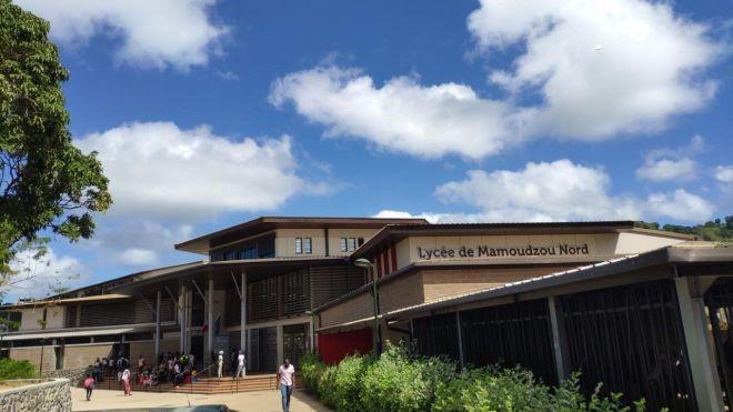 MAYOTTE MAYOTTE Lycée de Mamoudzou Nord : retour sur la première journée des candidats au baccalauréat