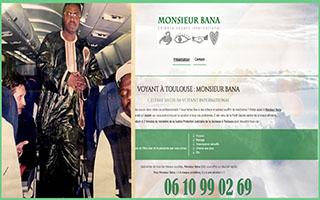 CHERCHER UN PROFESSIONNEL marabouts Monsieur Bana