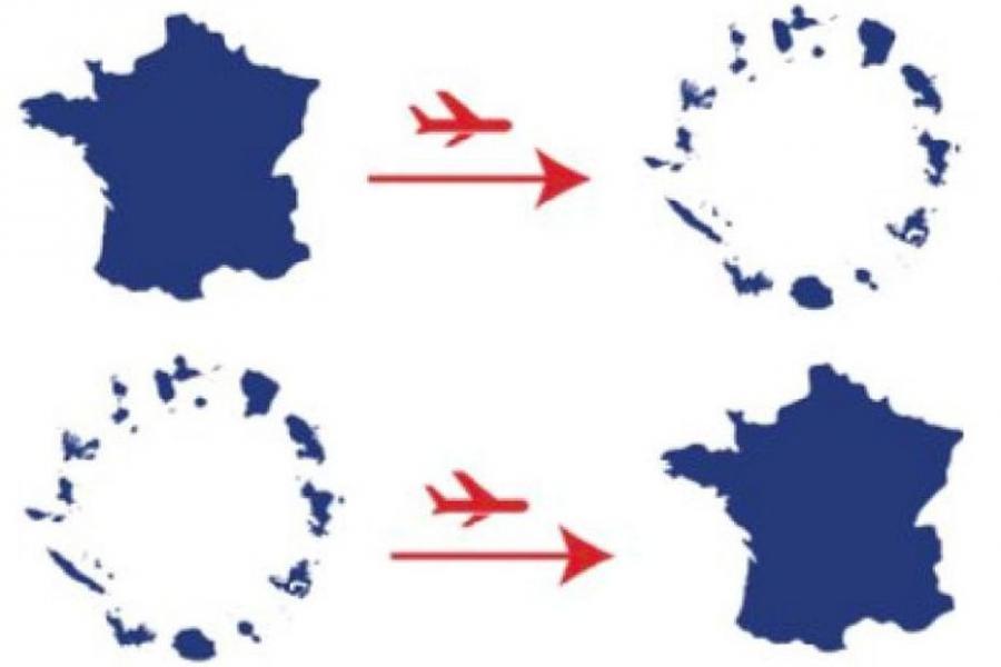 GUADELOUPE GUADELOUPE Motifs impérieux : ambiguïté pour les voyageurs désireux de venir en Guadeloupe