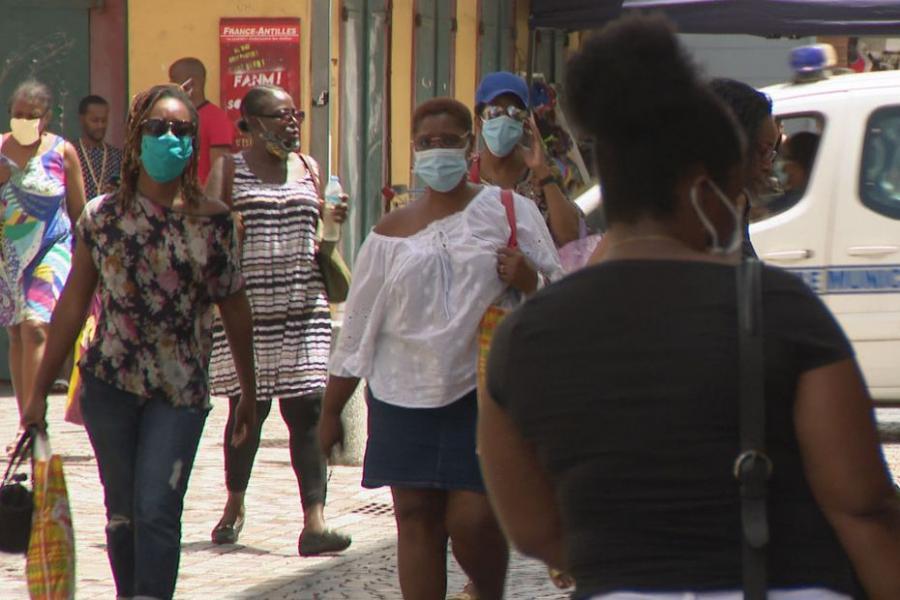 MARTINIQUE MARTINIQUE Coronavirus : la Martinique s'organise avec les nouvelles mesures pour arrêter la progression du virus
