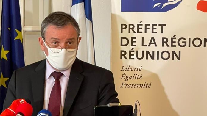 LA REUNION LA REUNION Île de la Réunion : le préfet ne reconfine pas, mais....