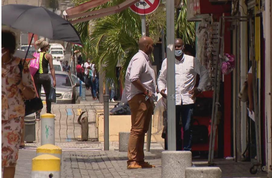 MARTINIQUE MARTINIQUE Vers un déconfinement progressif annoncé en Martinique