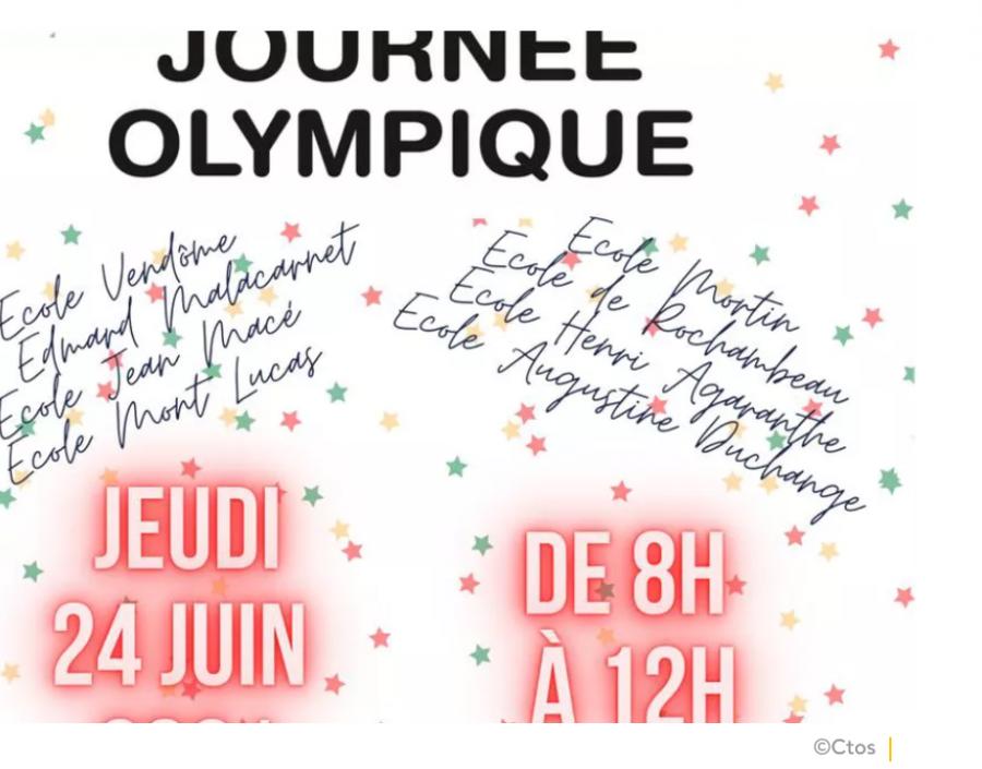 GUYANE GUYANE La journée olympique et paralympique célébrée en Guyane le 24 juin